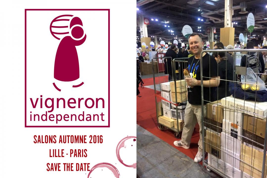 Dates des prochains salons des vignerons ind pendants pour for Salon vigneron independant