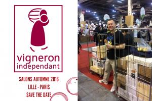 20ème Salon des Vignerons Indépendants (Lille) @ Grand Palais | Lille | Nord-Pas-de-Calais Picardie | France