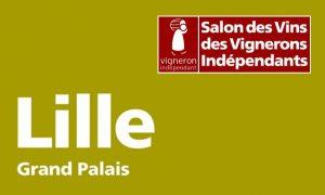 21ème Salon des Vins des Vignerons Indépendants - Lille @ Lille Grand Palais, Hall Paris/Bruxelles | ⚑ Lille Grand Palais 1 | Hauts-de-France | France