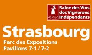 Salon des Vignerons Indépendants STRASBOURG – 22- 25 février 2019 @ Parc des expositions de Strasbourg