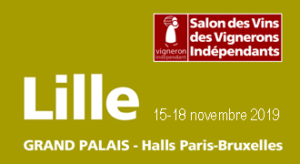VIGNERONS INDEPENDANTS - LILLE - STAND E8