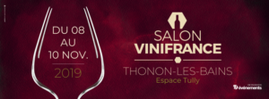 VINIFRANCE  - THONON LES BAINS - STAND 74 @ Espace Tully | Thonon-les-Bains | Auvergne-Rhône-Alpes | France